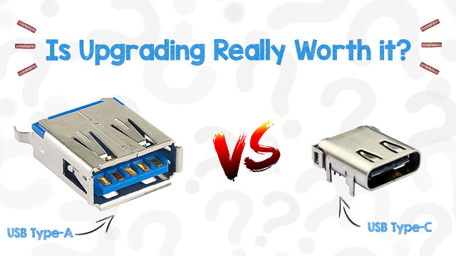 is upgrating to USB Type-C really worth it?