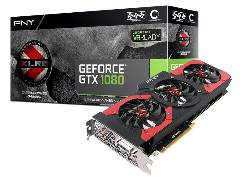 PNY geforce gtx graphics card