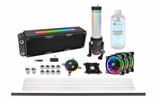 RGB water cooling kit