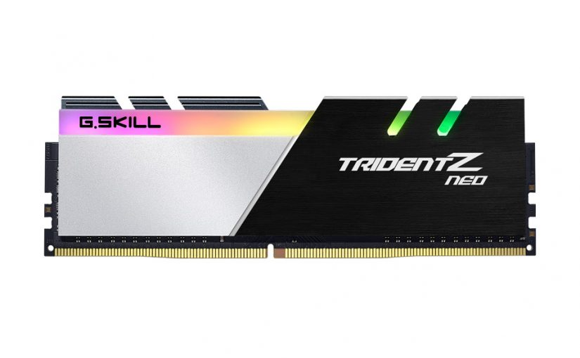 G.Skill Trident Z Neo DDR4 Wins Big!