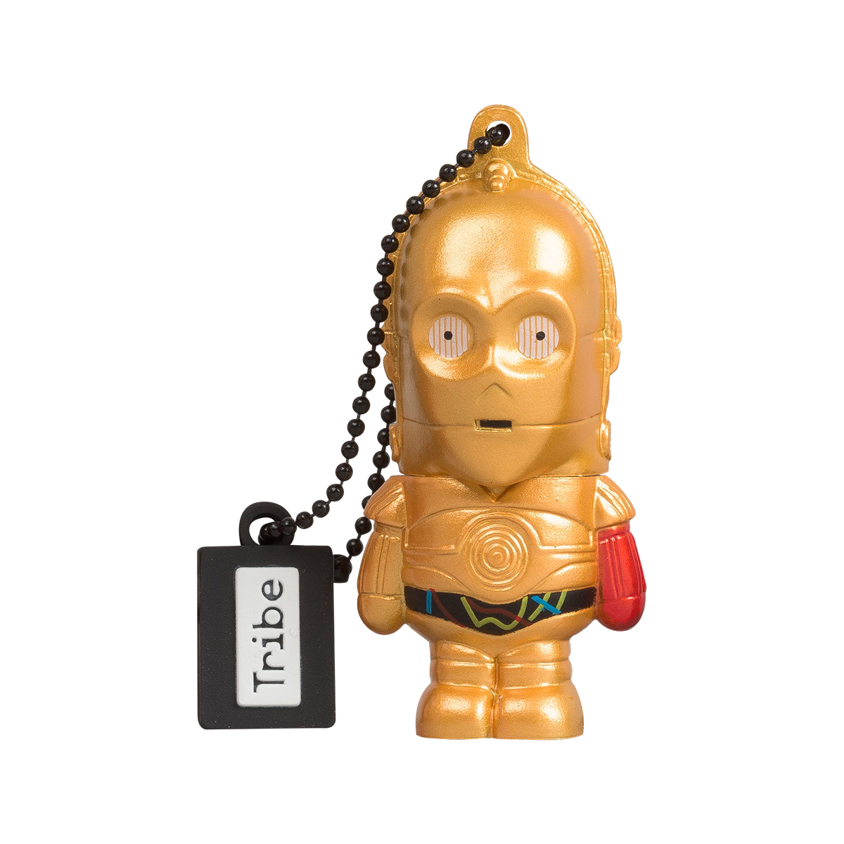 16gb star wars c3 po red usb flash drive. Black Bedroom Furniture Sets. Home Design Ideas