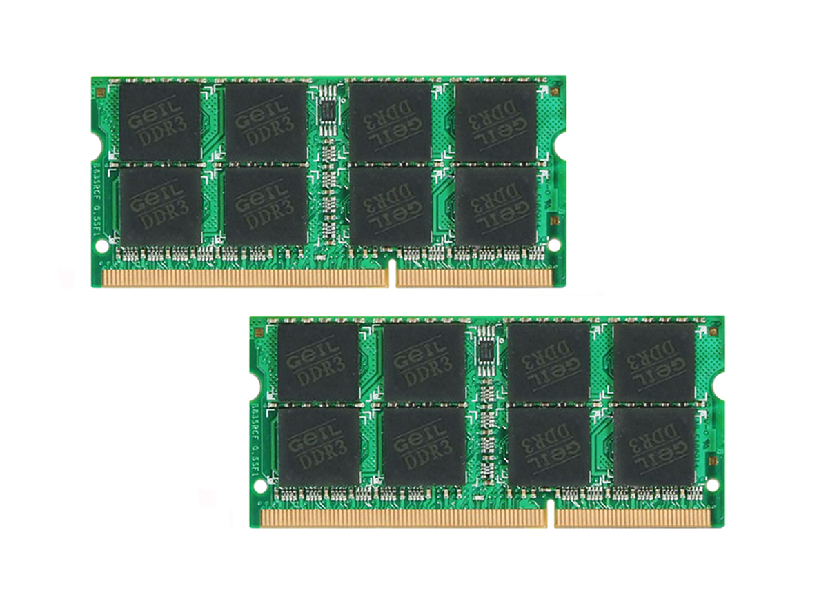 16gb Geil Ddr3 So Dimm Pc3 12800 1600mhz Laptop Dual Channel Memory Ddr2 2gb Kit Cl10 2x8gb
