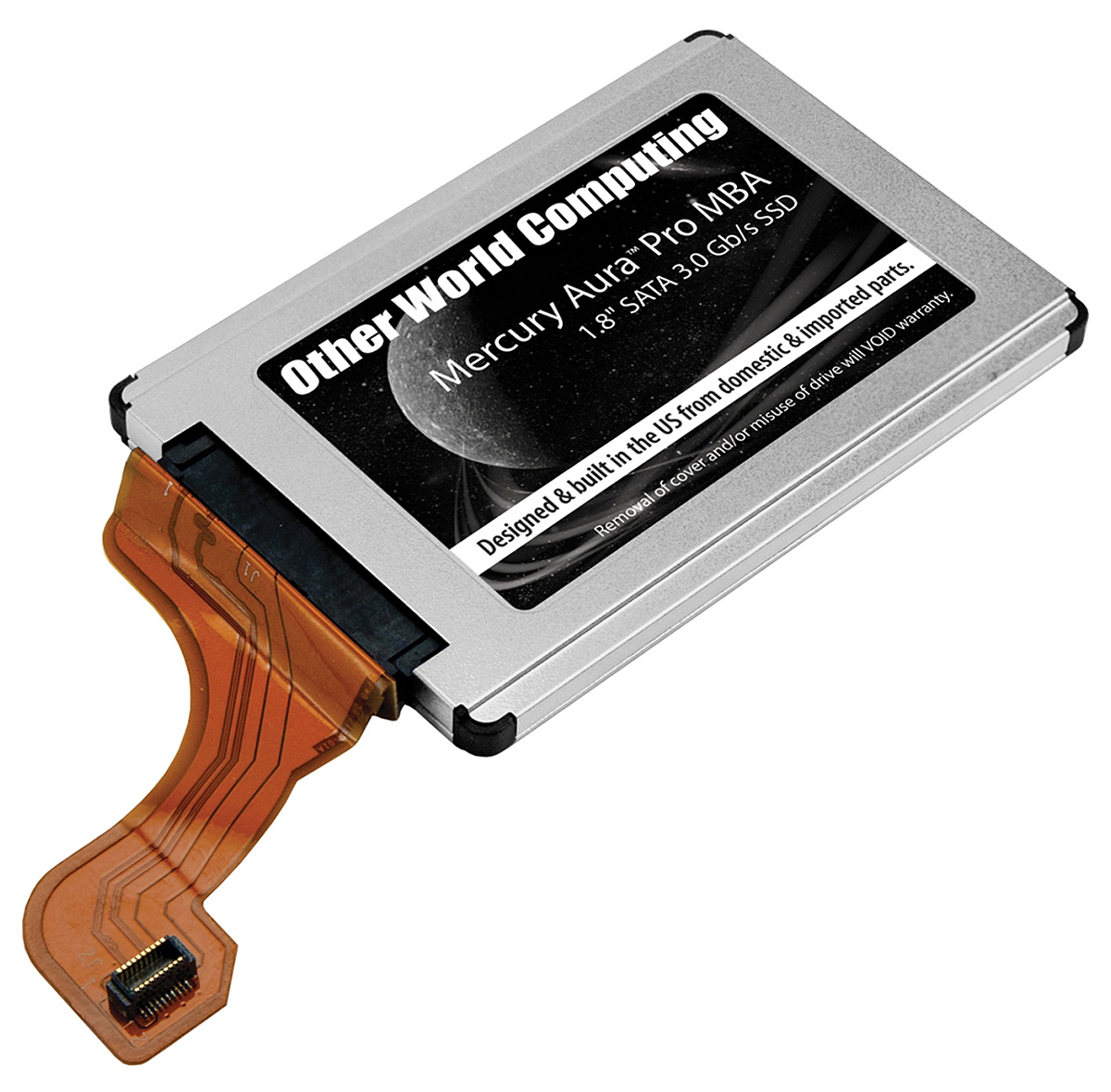 OWC SSD from MemoryC com