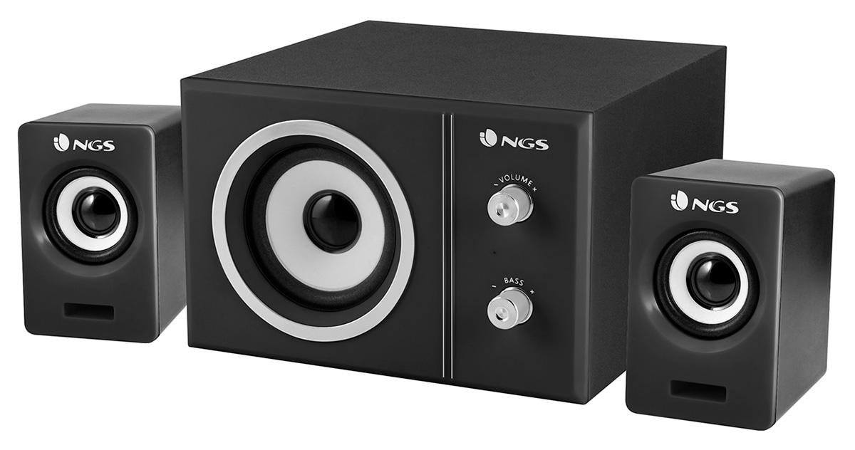 Audio Speaker Sets gaixample.org NGS Sugar USB Wired
