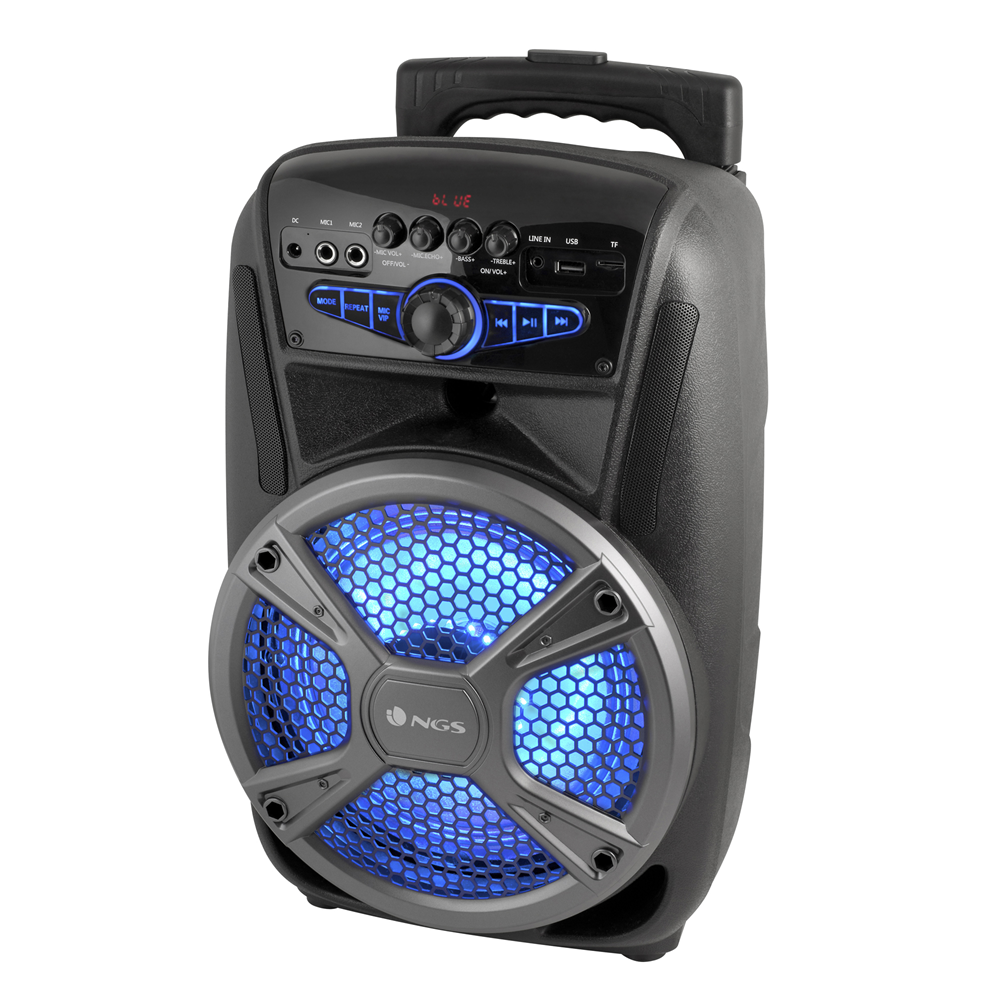 Ngs 35w Wildmambo Portable Bluetooth Speaker With Built In