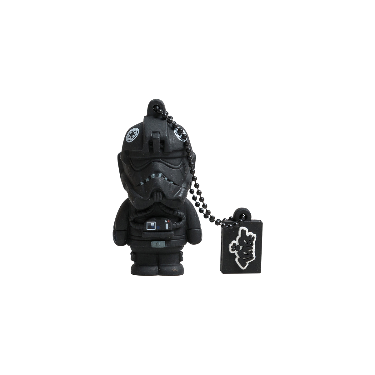 16gb star wars tie fighter pilot usb flash drive. Black Bedroom Furniture Sets. Home Design Ideas