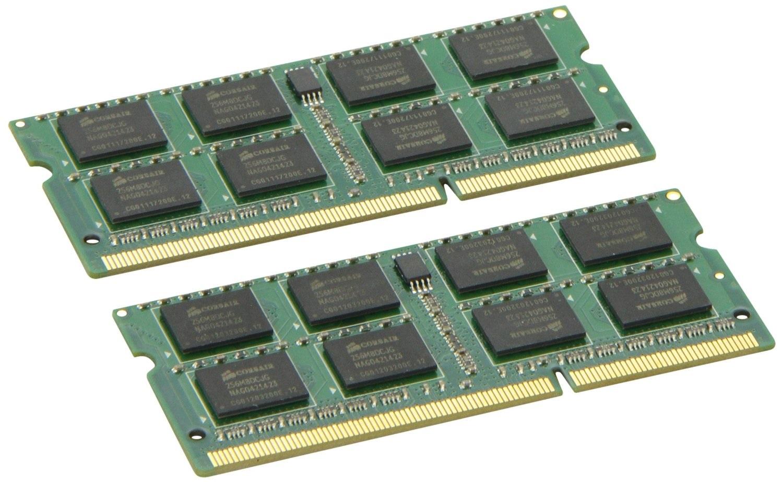 8GB Corsair DDR3 1066MHz Mac Laptop Memory Upgrade Kit 2x