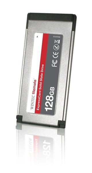 128gb Wintec Filemate Solidgo Expresscard 34 Ssd
