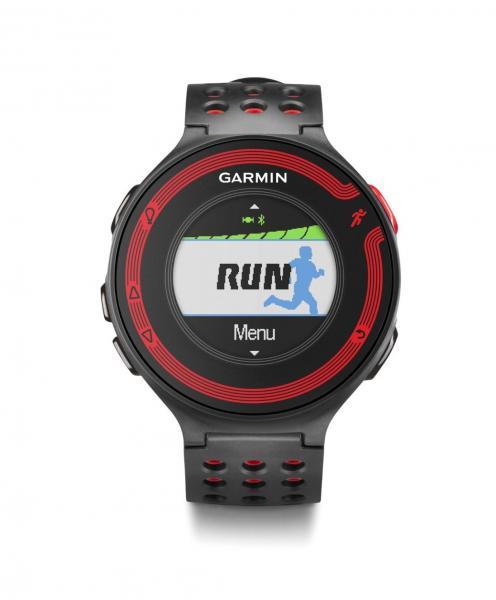 Garmin Forerunner 220 Black/Red GPS Running Watch (010-01147-10) at Sears.com