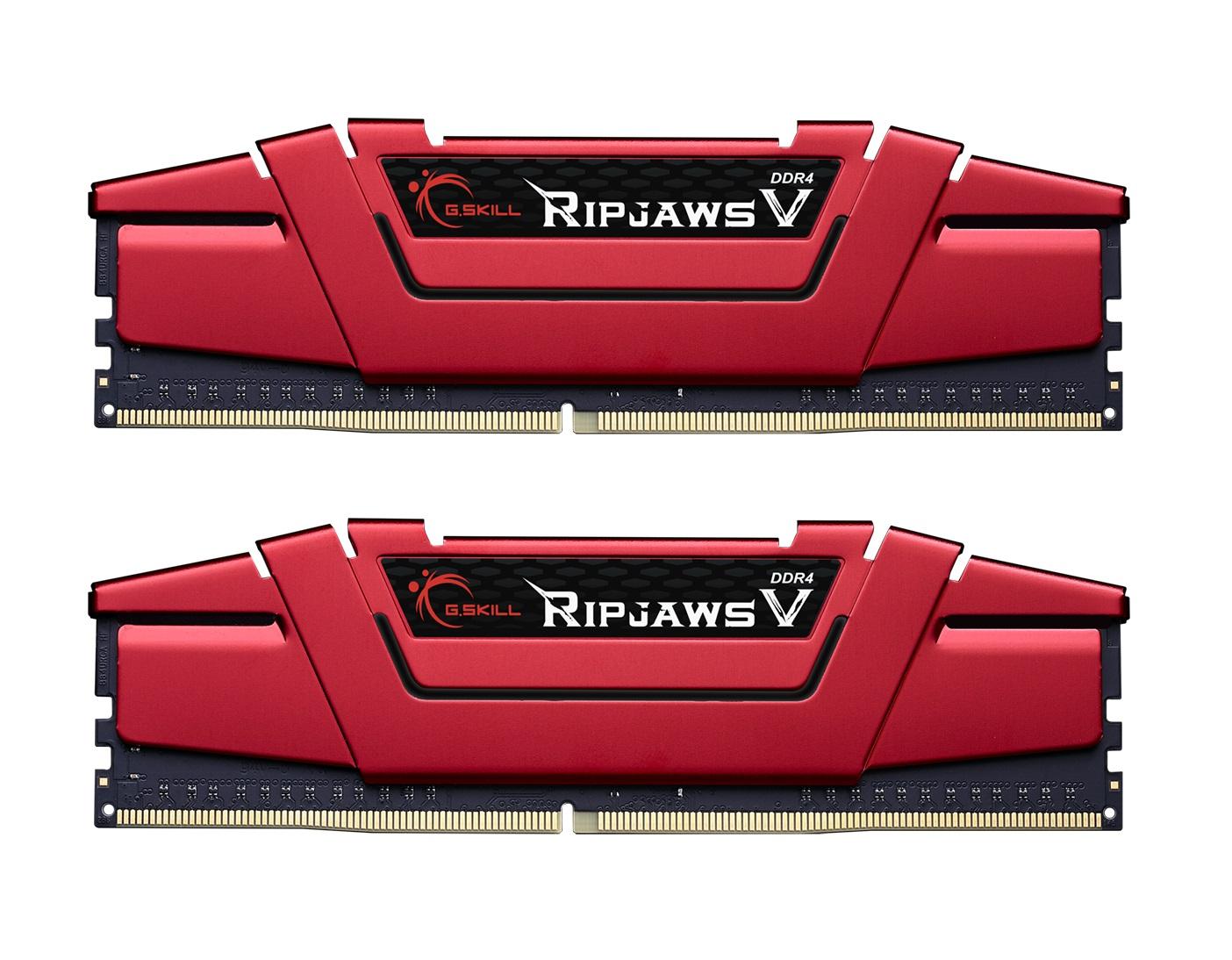 16GB G.Skill 3200MHz DDR4 SO-DIMM Laptop Kit CL16 1.20V PC4-25600 Ripjaws 2x8GB