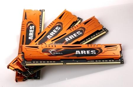 16GB G.Skill DDR3 PC3-12800 1600MHz Ares Series Low ...