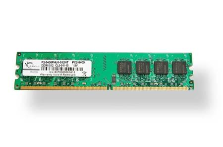2GB G.Skill DDR2 PC2-6400 NT Series CL5 Single memory module