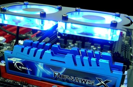 4GB G.Skill DDR3 PC3-17000 2133MHz RipjawsX Series ...