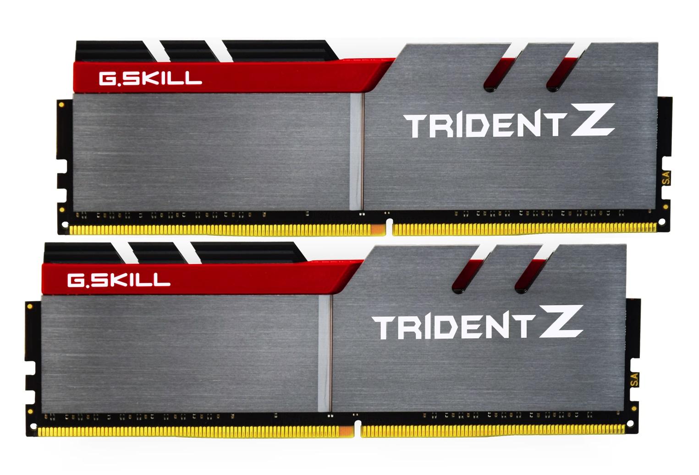 16GB G Skill DDR4 Trident Z 3600Mhz PC4-28800 CL16 (16-16-16-36) 1 35V Dual  Channel Kit (2x8GB)