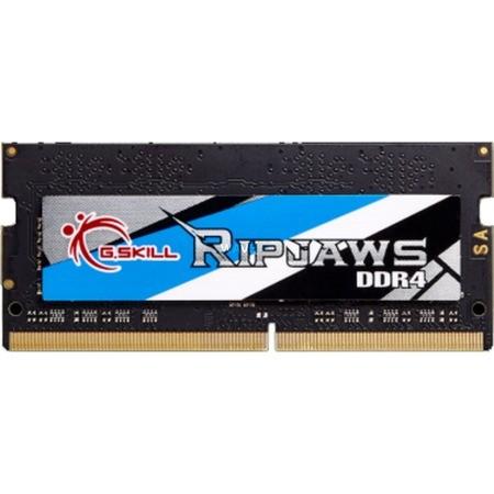 8GB G.Skill 2400MHz DDR4 SO-DIMM Memory Module CL16 1.20V PC4-19200 Ripjaws
