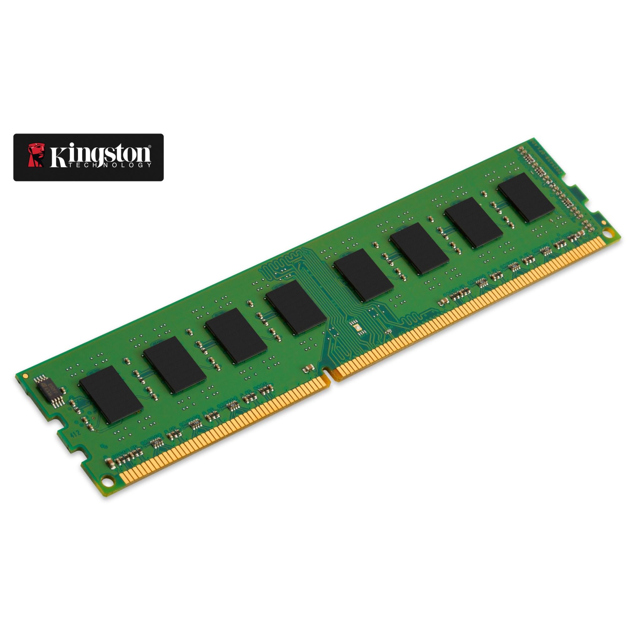 8GB Kingston DDR3 PC3-12800 1600MHz CL11 Single Memory Module