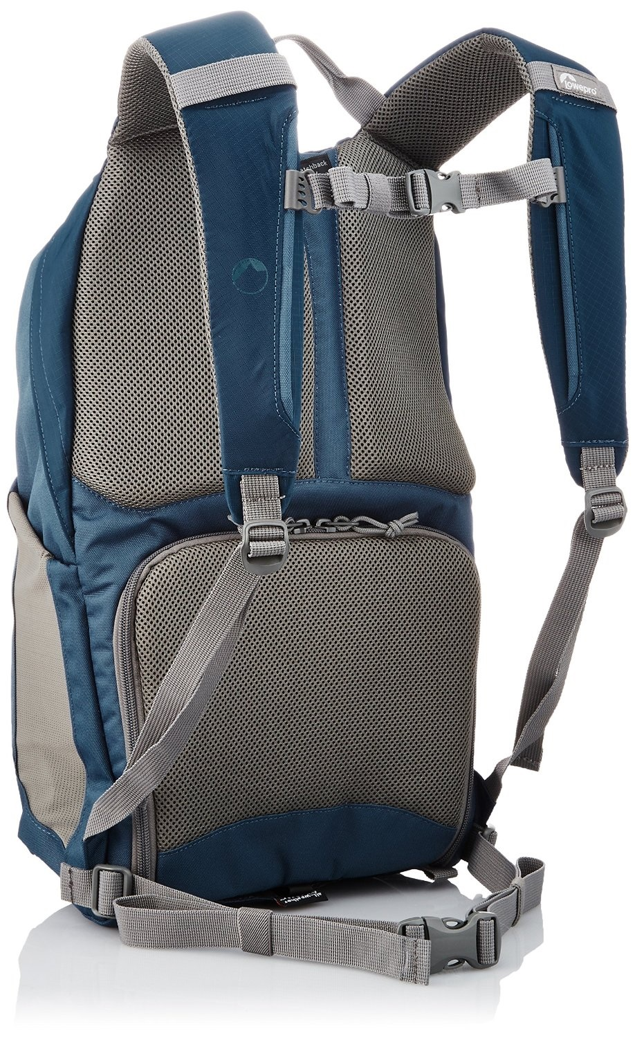 Lowepro Photo Hatchback 22l Aw Camera Backpack Galaxy Blue 16l Red