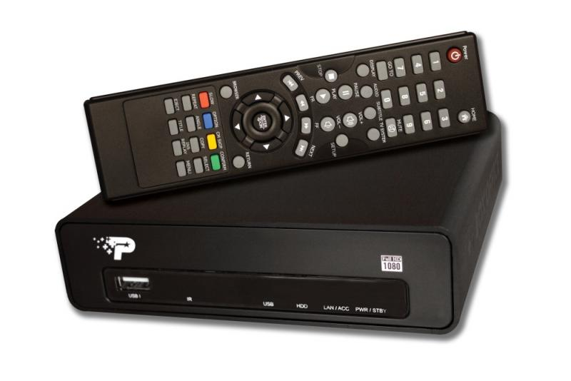 Patriot Box Office Pbo Core Multimedia Player 1080p Hd