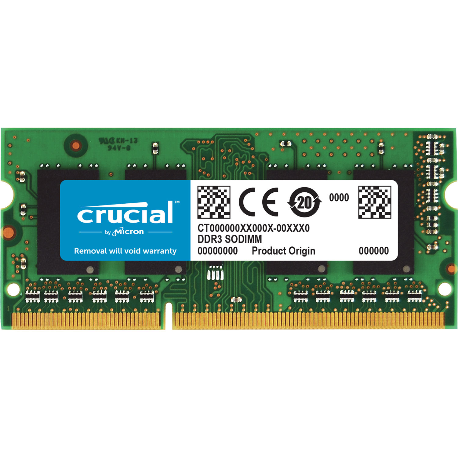 """4GB Module PC3-8500 DDR3-1066MHz SODIMM For Apple MacBook 13/"""" Late 2009"""