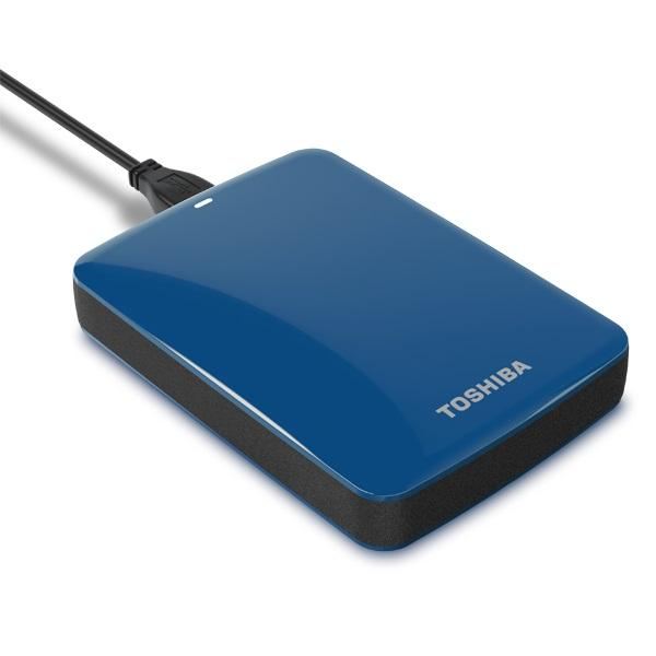 2tb Toshiba Canvio Connect Usb3 0 2 5 Inch Portable Hard