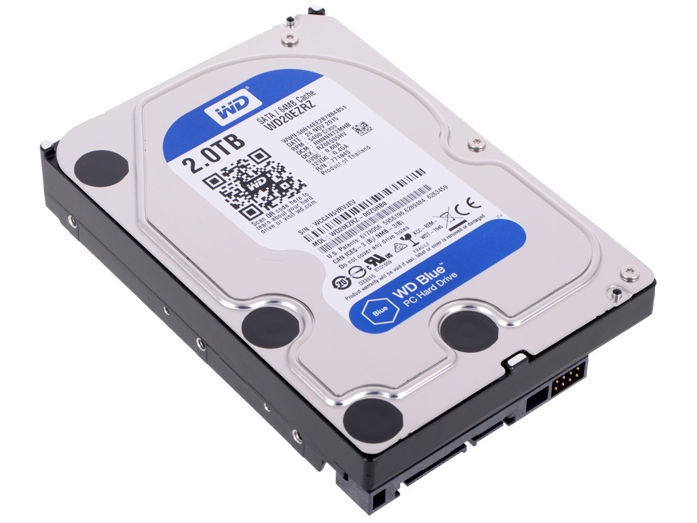 Internal Hard Drives SATA, SATA2, & IDE for Desktop and Notebook Computers