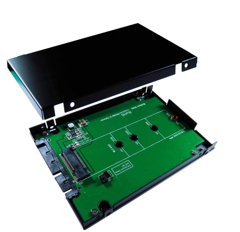 Ztc Sky 2 5 Inch Enclosure M 2 Ngff Ssd To Sata Iii Board Adapter